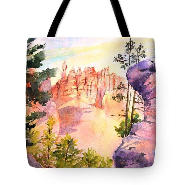 Bryce Canyon #4 Tote Bag
