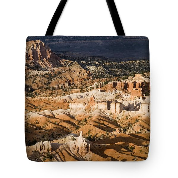 Tote Bag featuring the photograph Bryce Canyon by Anne Rodkin