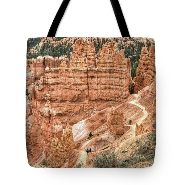 Bryce Canyon Tote Bag by Geraldine Alexander