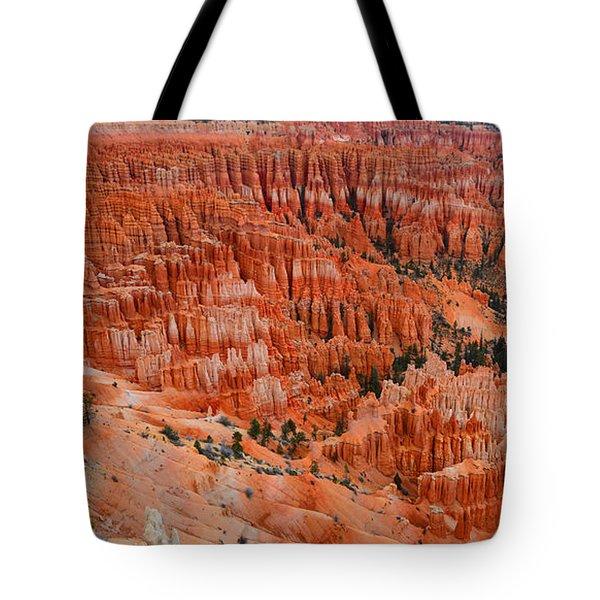 Bryce Canyon Megapixels Tote Bag
