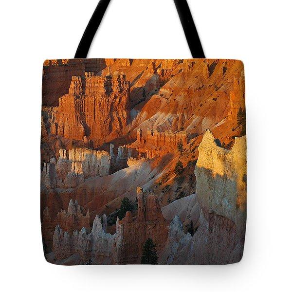 Bryce Canyon Morning Tote Bag
