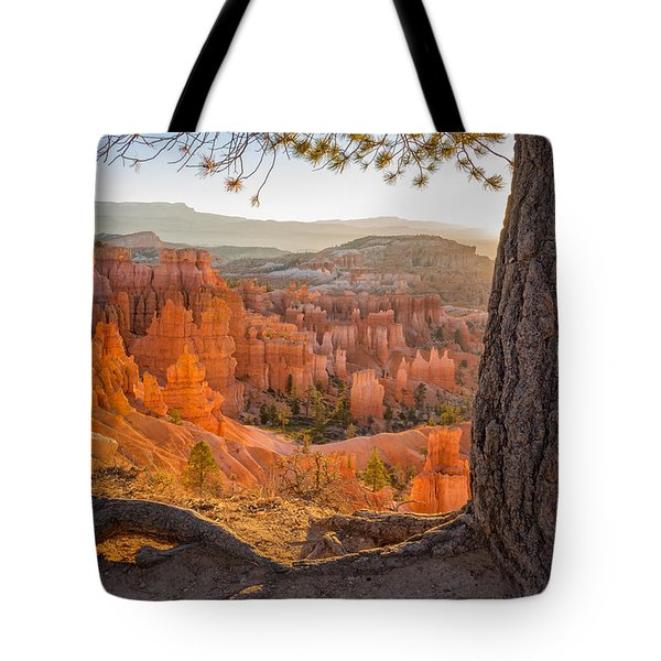 Bryce Canyon National Park Sunrise 2 - Utah Tote Bag