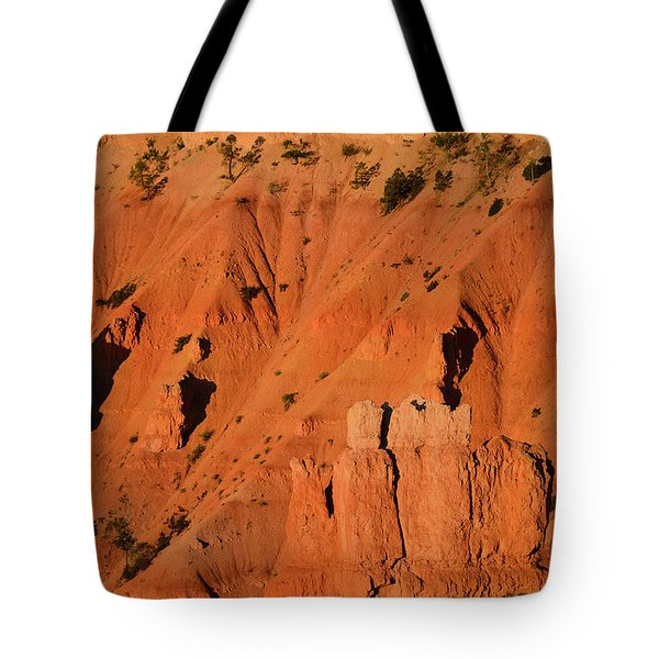 Tote Bag featuring the photograph Bryce Canyon Sunrise 2016b by Bruce Gourley