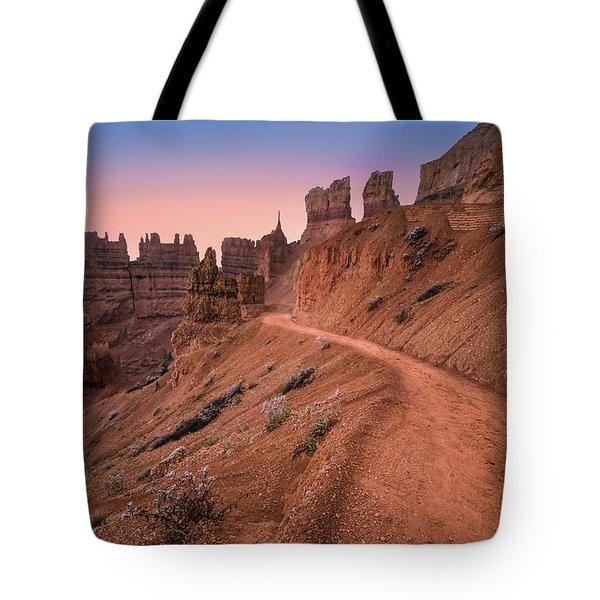 Bryce Canyon Sunset Tote Bag
