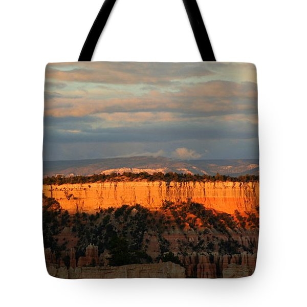Bryce Canyon Sunset Tote Bag