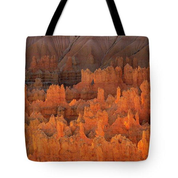 Bryce Hoodoos Tote Bag