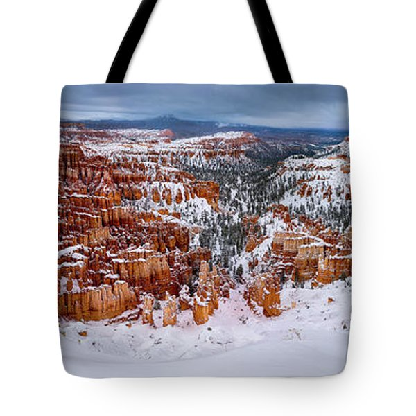 Bryce Inspiration Tote Bag