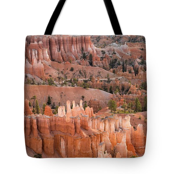 Bryce Morning View Tote Bag