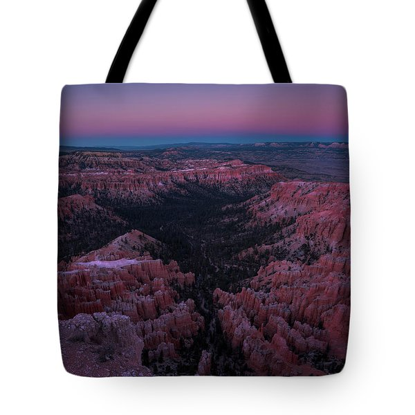 Bryce Point Tote Bag