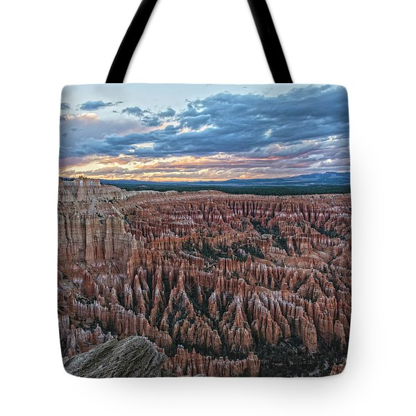 Bryce Point Grandeur Tote Bag