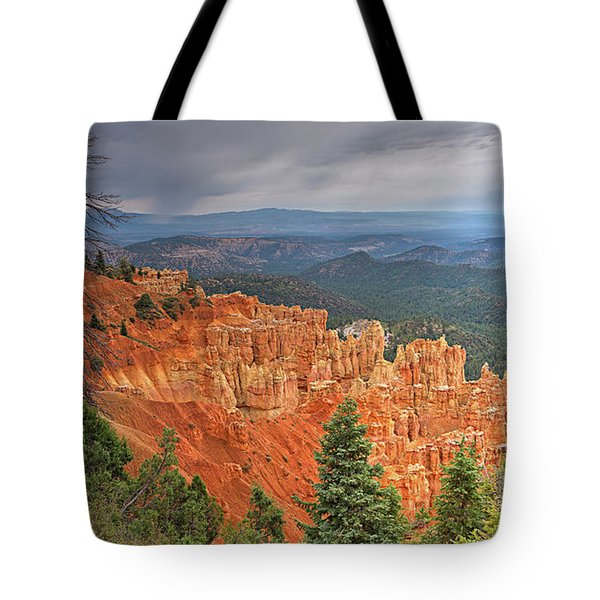 Bryce Squall Tote Bag