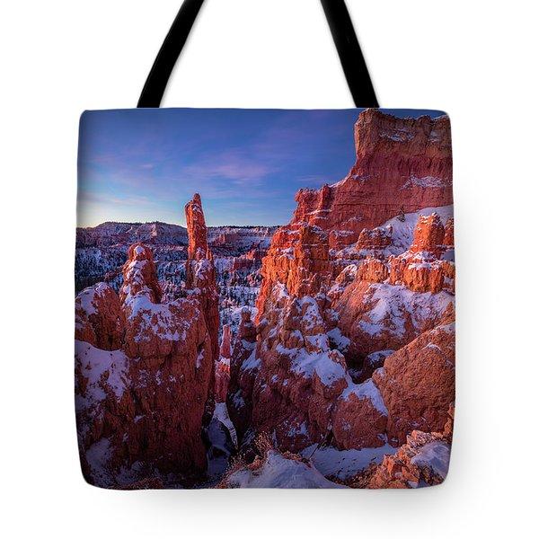 Bryce Tales Tote Bag
