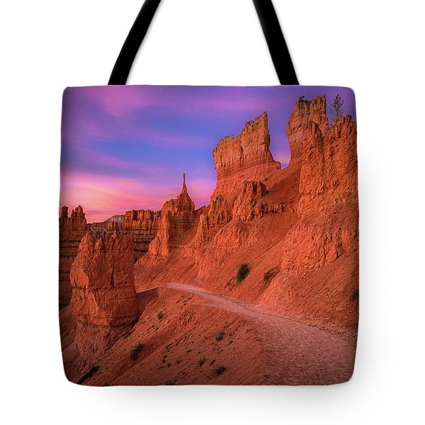 Bryce Trails Tote Bag