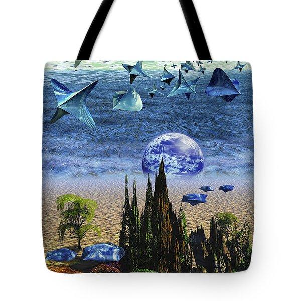 Brycemania Tote Bag