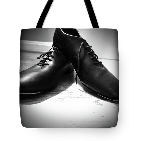 B's Old Tap Shoes Tote Bag