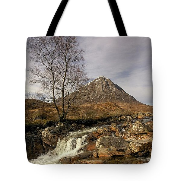 Buachaille Etive Mor Tote Bag