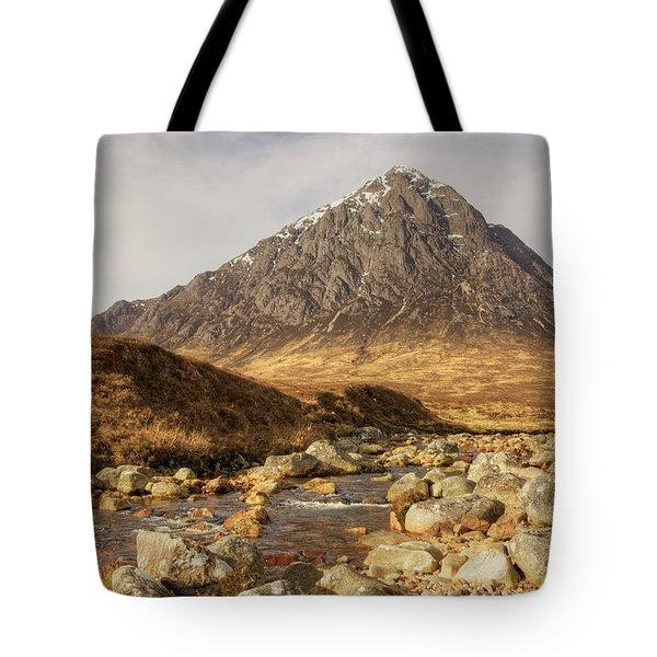 Buachaille Etive Mor II Tote Bag