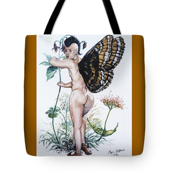 Bubble Butt Fairy Tote Bag