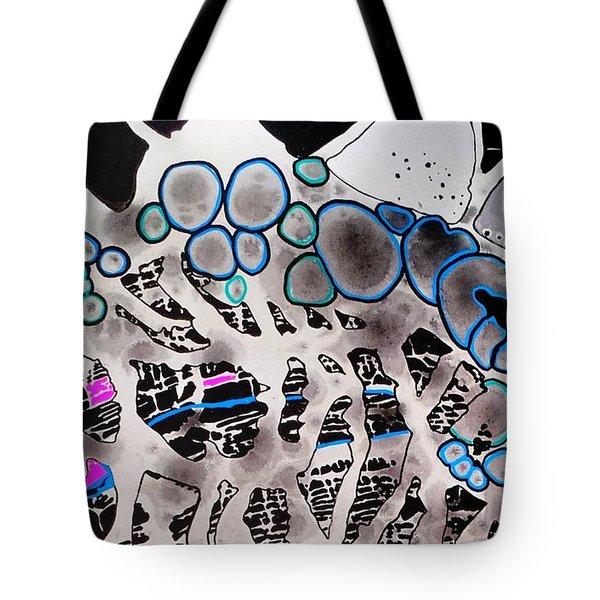 Bubble Core Tote Bag