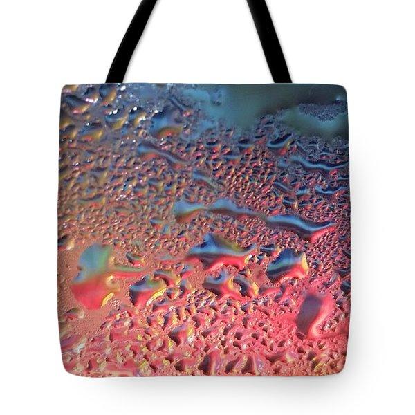 Bubble Flow Tote Bag