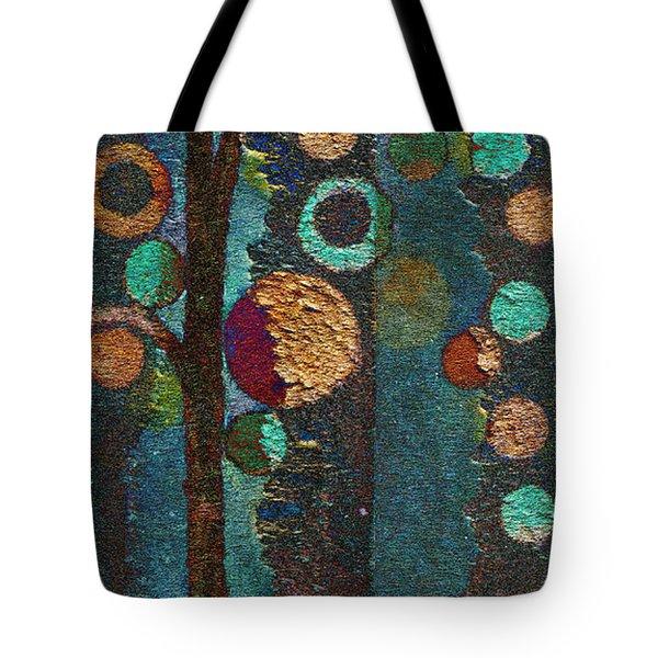 Bubble Tree - Spc02bt05 - Right Tote Bag