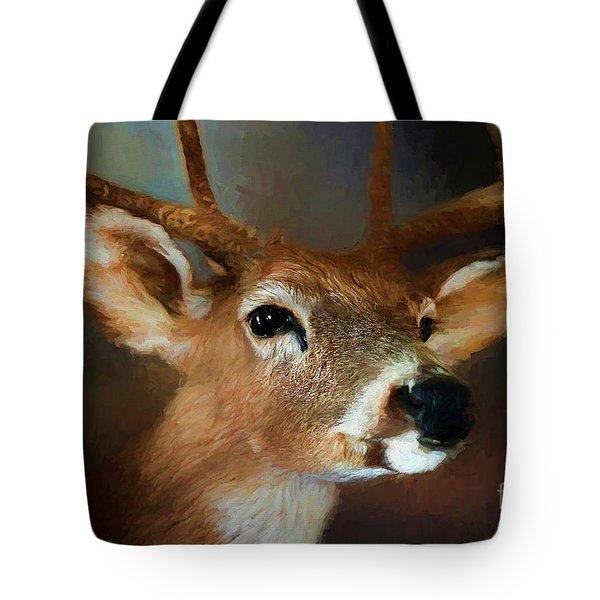 Buck Tote Bag