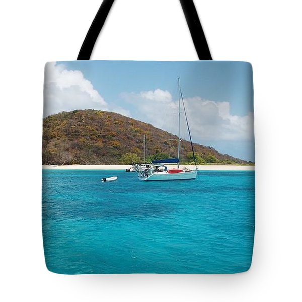 Buck Island Reef National Monument Tote Bag