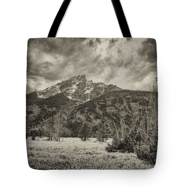 Tote Bag featuring the photograph Buck Mountain by Hugh Smith