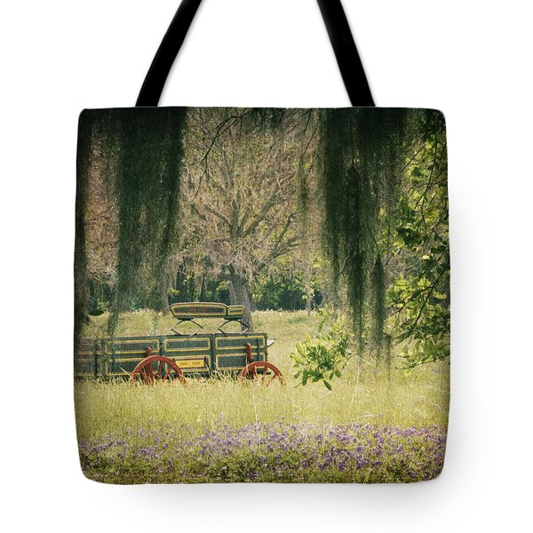 Buckborad Tote Bag