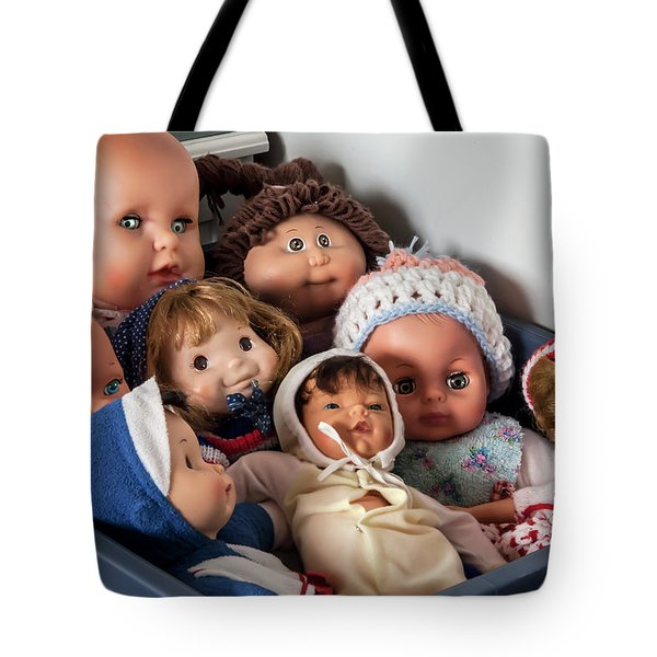 Bucket Of Memories Tote Bag
