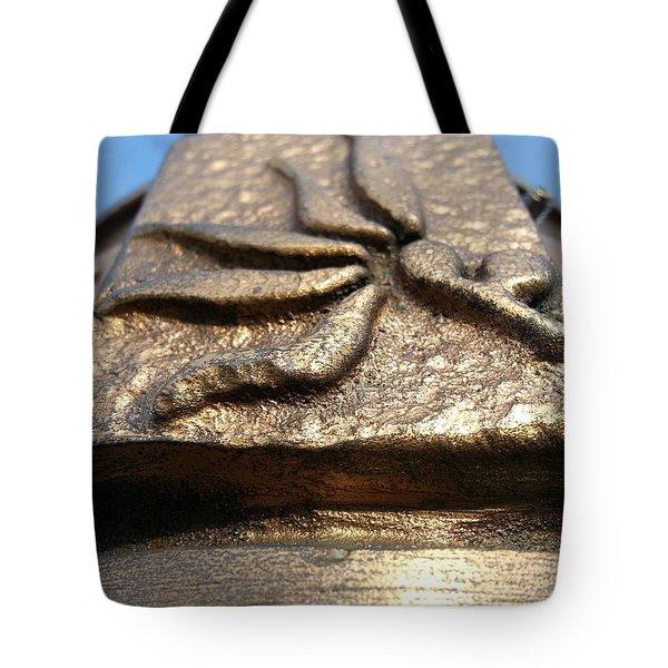 Buckeye Collar Tote Bag