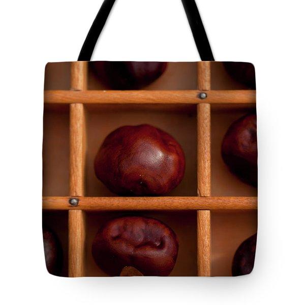 Buckeyes Tote Bag