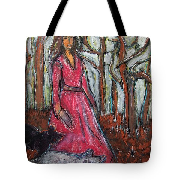 Buckley And Whiteness Tote Bag
