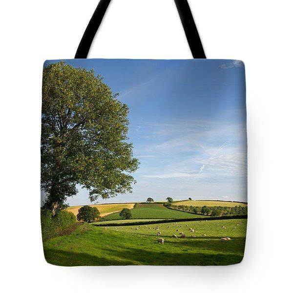Bucolic Mid Devon Tote Bag