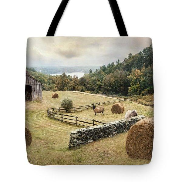 Bucolic Tote Bag