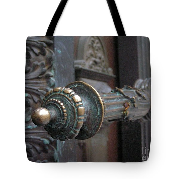 Budapest01 Tote Bag