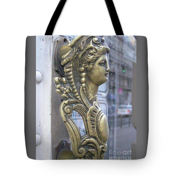 Budapestlady Tote Bag