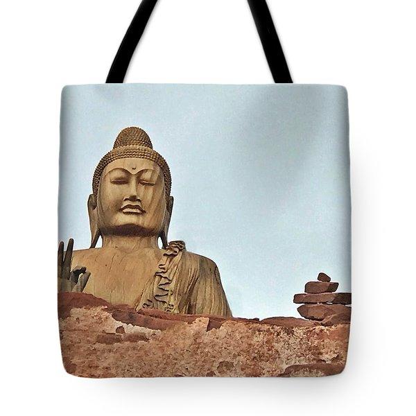 Buddha 1 Tote Bag