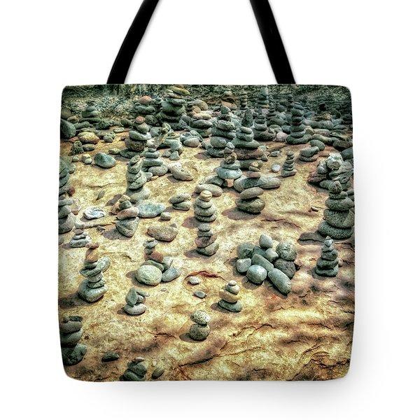 Buddha Beach - Sedona Tote Bag