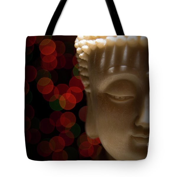 Tote Bag featuring the photograph Buddha by Brian Jones