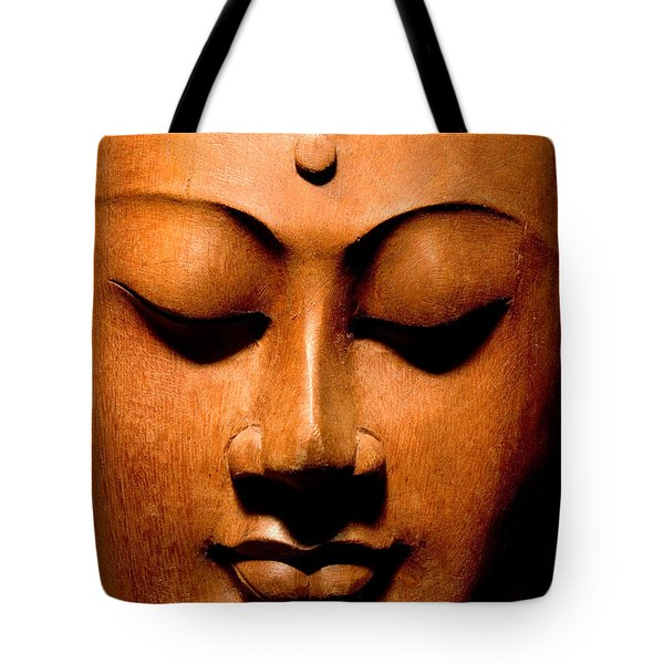 Buddha Calm Tote Bag