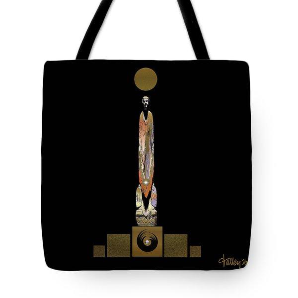 Buddha Mindfulness Tote Bag