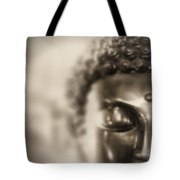 Buddha Thoughts Tote Bag