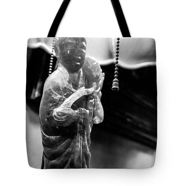 Buddha's Light Tote Bag