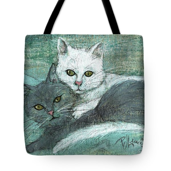 Buddies Tote Bag