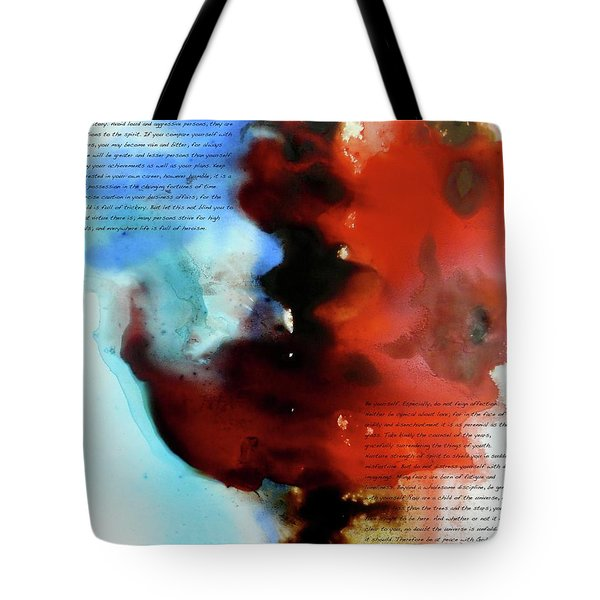 Budding Romance Tote Bag