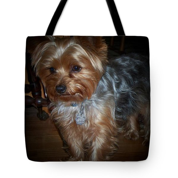 Buddy Tote Bag by Betty Northcutt
