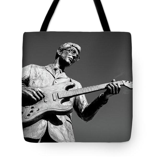 Buddy Holly 4 Tote Bag