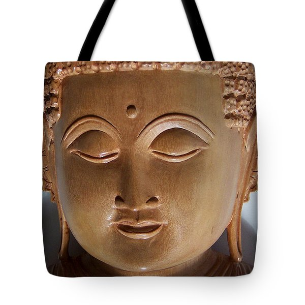 Budha Tote Bag