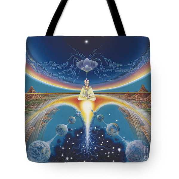 Budhistic Dreams Tote Bag